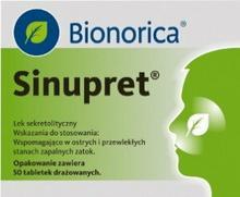 Bionorica Sinupret 100 szt.