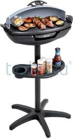 Bartscher Grill stojący i stołowy Barbecue Grill, 230 V | , 200641 200.641