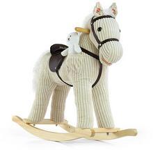 Milly Mally Pony Luna koń na biegunach biały