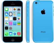 Apple iPhone 5c 32GB niebieski