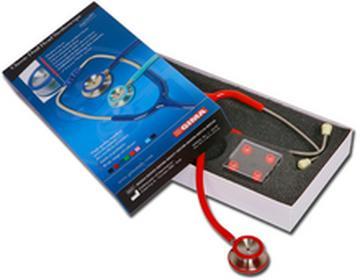 GIMA CLASSIC DUAL HEAD STETHO Stetoskop internistyczny KON000338