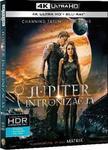 Jupiter Intronizacja Blu-Ray) Lily Wachowski Lana Wachowski