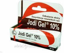Gemi GRZEGORZ NOWAKOWSKI P.P.F. Jodi Gel 10% żel 100mg/g 10 ml 8099201