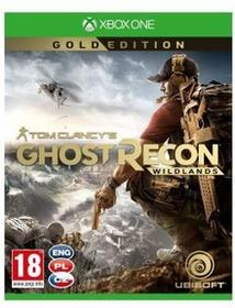 Tom Clancy's Ghost Recon Wildlands Gold Edition XONE