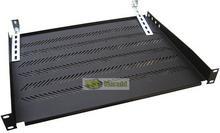 Digitus Półka do szafy RACK 19 1U 250mm czarna TN-19-250-1U-BK