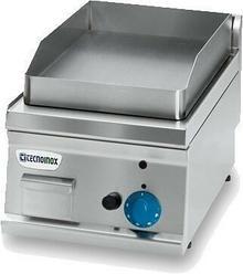 Soda Płyta grillowa gazowa chromowana nastawna moc: 4 kW 460080053
