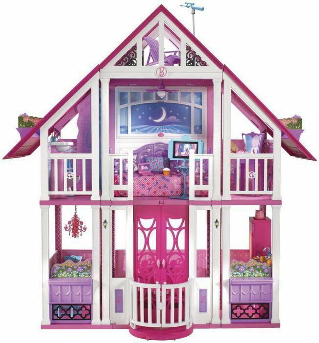 Mattel Barbie Willa w Malibu