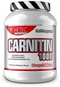 Hi-Tec Nutrition Carnitin 1000 60 kap.