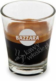 Szklaneczka do wody lub kawy espresso z logo Bazzara 80ml