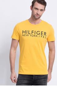Tommy Hilfiger T-shirt 2S87906300 żółty