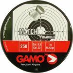 Opinie o Gamo Śrut Match 5,5mm 250szt (6320025)