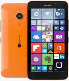 Microsoft Lumia 640 XL Dual Sim Pomarańczowy