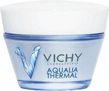 Vichy Aqualia Thermal Riche nawilżający krem kojący i wzmacniający bogata konsystencja 50ml