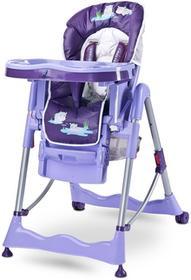 Caretero Krzesełko do karmienia Magnus Fun Purple