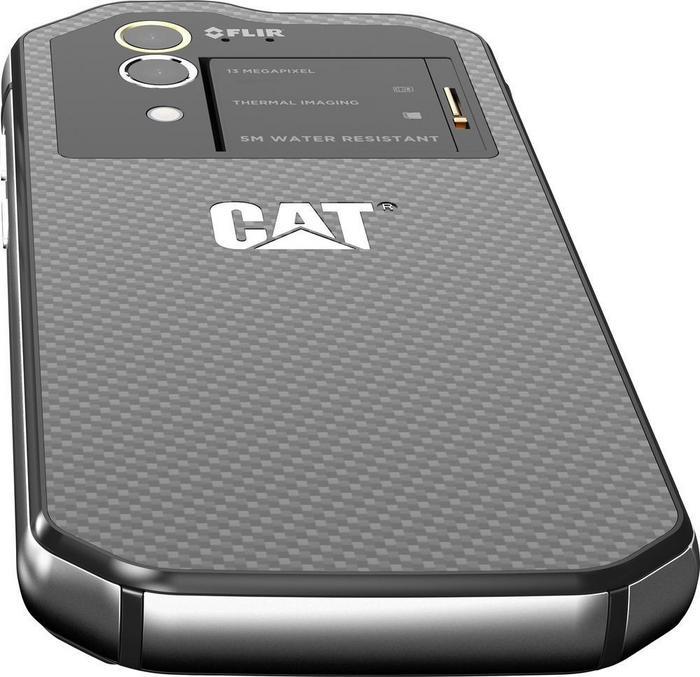 Cat CS60-DEB-EUR-EN Czarny