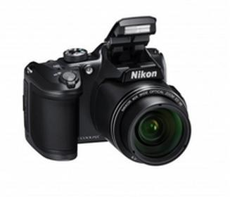 NikonCoolpix B500 czarny