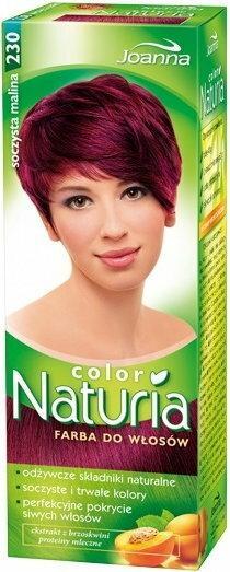 Joanna Naturia Color 230 Soczysta malina
