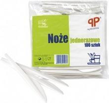 Pack Plast professional PP Noże jednorazowe 160mm 100szt.