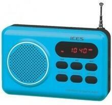 Pioneer ICES IMPR112 Niebieski