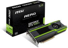 MSI GeForce GTX 1080 Ti Aero 11G OC VR Ready