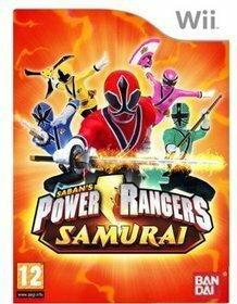 Power Rangers: Samurai Wii