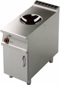 RM Gastro Kuchnia indukcyjna WOK z szafką PCIW - 94 ET