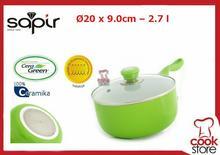 SAPIR RONDEL INDUKCJA zielony 2,7l