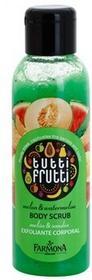 Farmona Tutti Frutti Melon & Watermelon peeling do ciała Fruity Bliss Captivates the Senses and Body 100 ml