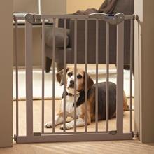 Savic Bramka Ograniczająca Dog Barrier 2, wys. 75 cm - Przedłużenie 7 cm (do bramki o wys. 75 cm)