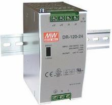 Mean Well Zasilacz LED DR 120W 24V/DC DR-120-24