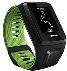 TomTom Runner 3 zegarek sportowy z GPS, funkcja odkrywania nowych tras, tryby wielodyscyplinowe, ciągłe śledzenie aktywności 24/7 1RL0.001.01