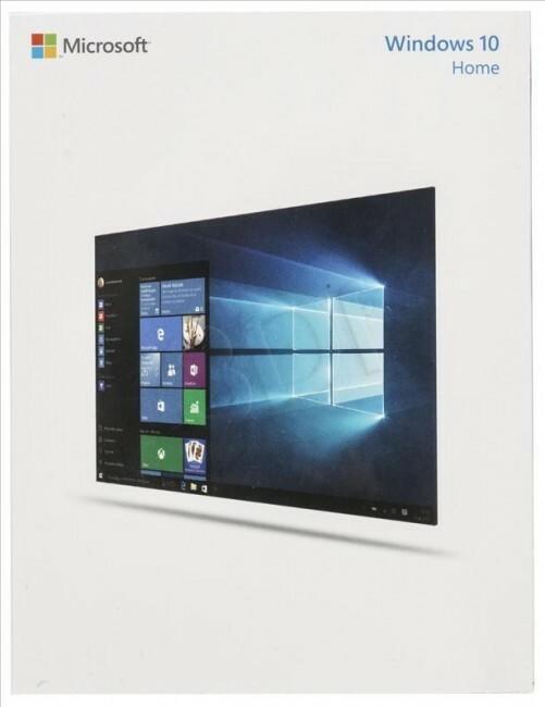 Microsoft Windows 10 Home 32/64bit PL