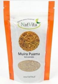 NatVita Muira Puama kora pocięta 50g