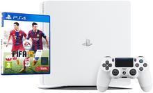 Sony PlayStation 4 Slim 500GB Biała + FIFA 15