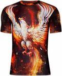 Opinie o Surge Polonia koszulka termoaktywna Orzeł Ogień
