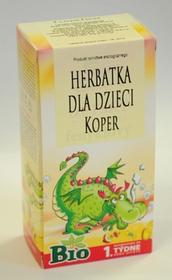 APOTHEKE HERBATKA DLA DZIECI - KOPER BIO 20 x 1,5 g -