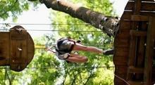 Park linowy - przygoda na wysokości - Bielsko- Biała