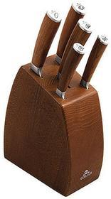 Gerlach Zestaw noży kuchennych w bloku (5 elementów) COLONIAL