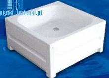Polimat Obudowa do brodzika kwadratowego 70x70x22 00210