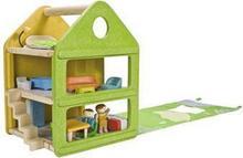 Plan Toys Domek dla lalek z matą do zabawy