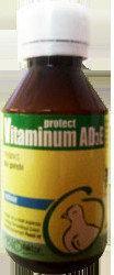 Biofaktor Vitaminium AD3E Protect - preparat dla gołębi 100ml