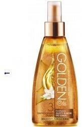 Bielenda eliksir Golden Oils dwufazoway złoty do ciała 150ml