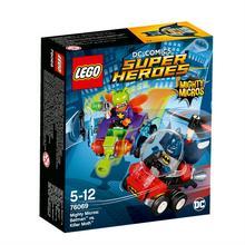 LEGO DC Comics Super Heroes Batman kontra Killer Moth 76069