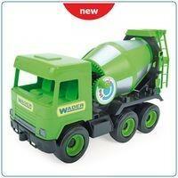 Wader Middle Truck Betoniarka zielona w kartonie