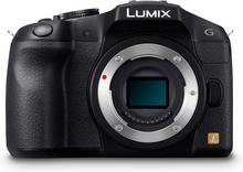 Panasonic Lumix DMC-G6 body 3D