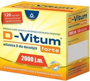 OLEOFARMD-Vitum Forte 2000 J.M. 120 Kaps.