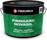 Opinie o Tikkurila Farba akrylowo silikonowa Fingard Novasil 0.9L - Farba akrylowo siliko
