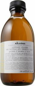 Davines Alchemic Shampoo Golden szampon podkreślający kolor - włosy blond złote i miodowe 250ml