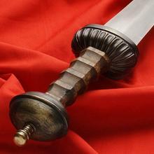 Płatnerze hiszpańscy OFICERSKI GLADIUS CENTURIONA Z POCHWĄ