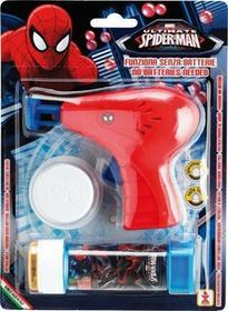 Dulcop Pistolet do robienia baniek Spider-Man